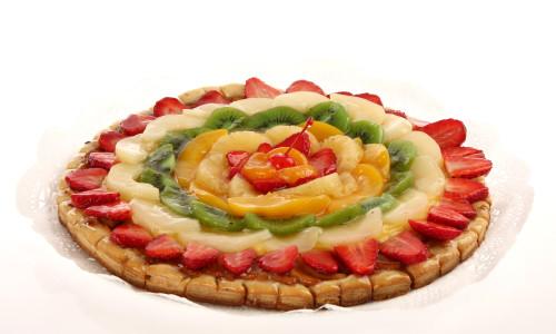 Hojaldre con Frutas